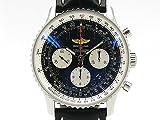 BREITLING(ブライトリング) 腕時計 ナビタイマー01 クロノグラフ SS A022B02KBD 中古