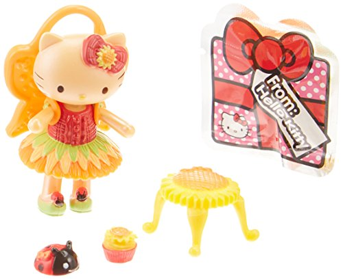 Hello Kitty Sun-Kissed Mini Doll, Sunflower - 1