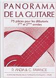 Panorama de la Guitare Volume 1 - 75 Pieces