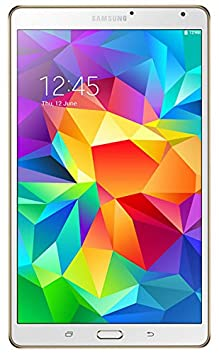 "Samsung T705 Galaxy Tab S Tablette Tactile 8,4"" (21,34 cm) Blanc (Cortex, 3 Go de RAM, 16 Go, Android)"
