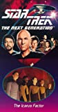 echange, troc Star Trek Next 40: Icarus Factor [VHS] [Import USA]