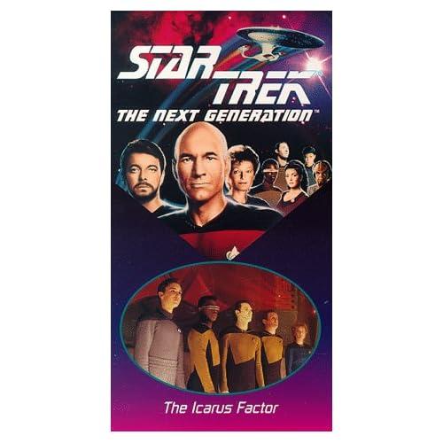 Star Trek - The Next Generation, Episode 40: The Icarus Factor movie