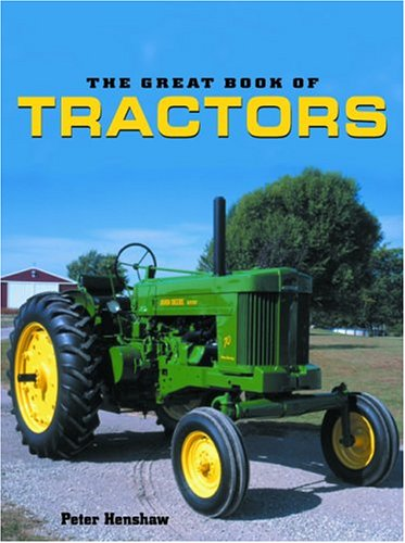 The Great Book Of Tractors