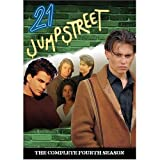 21 Jump Street - The Complete Fourth Season [DVD]