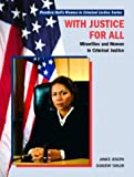 img - for With Justice for All: Minorities and Women in Criminal Justice book / textbook / text book