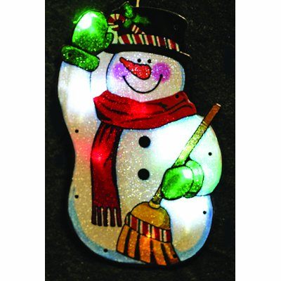 PW LED Light Up Snowman Christmas Decoration