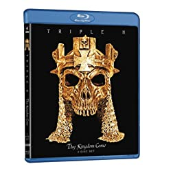 WWE: Triple H - Thy Kingdom Come [Blu-ray]