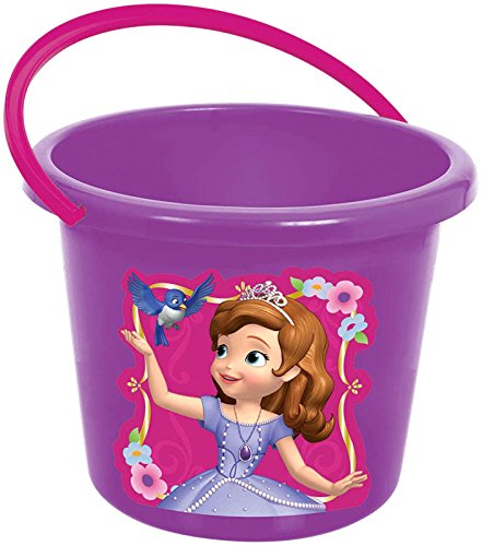 Sofia The First Jumbo Plastic Favor Container