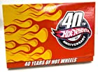 New 2007 Hot Wheels 40 CAR 40th Anniversary Set Includes Drag Bus & Redlines NIB