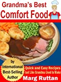 Grandma's Best Comfort Food (Grandma's Best Recipes Book 2)