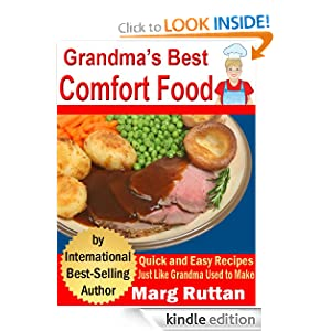 Kindle Daily Deal: Grandma's Best Comfort Food