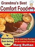 img - for Grandma's Best Comfort Food (Grandma's Best Recipes Book 2) book / textbook / text book