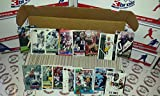 600 card lot of football cards starter kit with guaranteed superstars