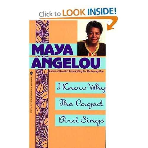 Why the Caged Bird Sings  Maya Angelou Englische Bücher