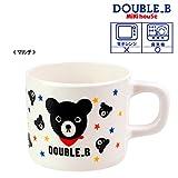 (ミキハウス)MIKIHOUSE ダブルB【DOUBLE B】ブラックベアコップ