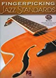 Fingerpicking Jazz Standards Jazz Guitar Chord Melody Solos Gtr Bk