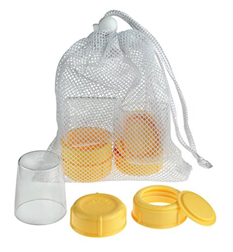 Medela Breastmilk Bottle Spare Parts - 1