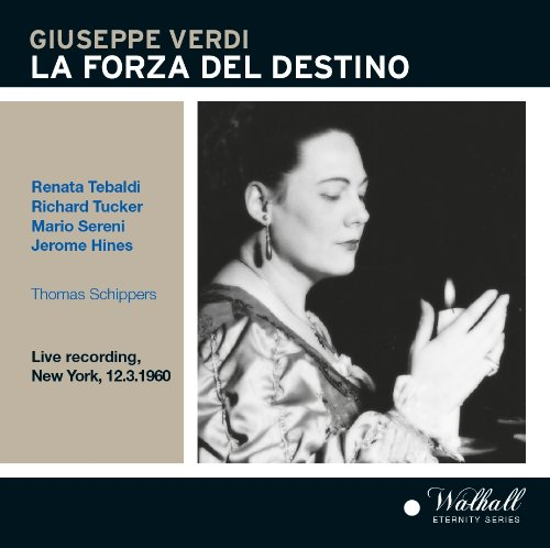 Force du destin - Metropolitan opéra New York 1960