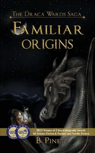 Cover of Familiar Origins (The Draca Wards Saga, Book 1)