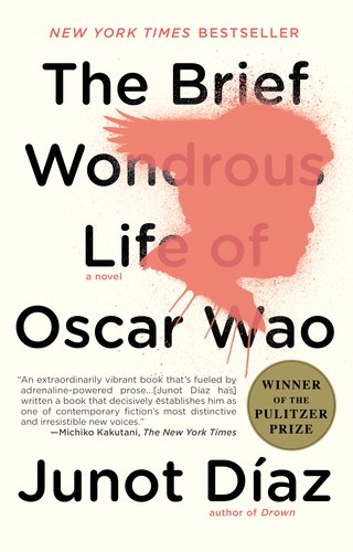 Image for The Brief Wondrous Life of Oscar Wao PB