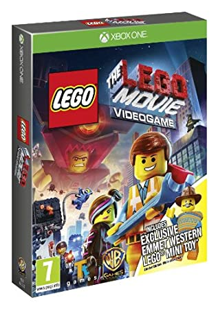 The LEGO Movie Videogame - Western Emmet Minitoy Edition (Xbox One)