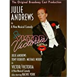 Victor/Victoria (1995 Broadway Production) ~ Julie Andrews