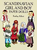 Scandinavian Girl and Boy Paper Dolls