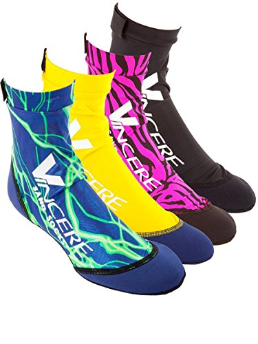 Vincere Unisex Sand Socks Neoprene Beach Scuba Snorkel Volleyball Soccer Shoes