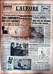 AURORE (L') [No 3324] du 18/05/1955 -...