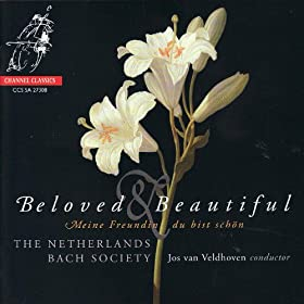 Beloved & Beautiful - The Netherlands Bach Society Performs B�hm, J.C. Bach, Sch�tz, & J.S. Bach