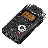 TEAC インタビュー・業務用録音に TASCAM DR-100 PCMレコーダーフラッグシップモデル DR-100