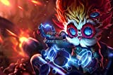 CGC Huge Poster - League of Legends LOL Heimerdinger - LOL266 (16