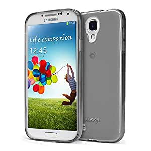i-Blason Samsung Galaxy S4 Mini i9190 SoftGel Flexible TPU Case (Black)