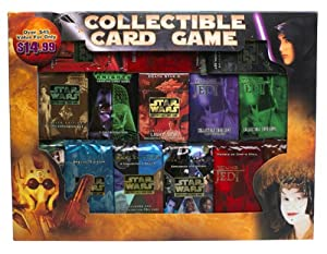 Collectible Star Wars Boxed Card Game