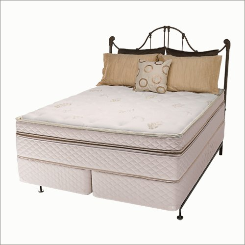 Full American National Manufacturing 7 Inch Oxford Softside Waterbed Mattress