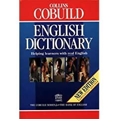 Cobuild English Dictionary