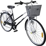 Schickes 26&quot; Zoll Damen Fahrrad Cityr...