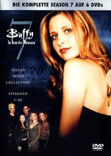 Buffy - Im Bann der Dämonen: Die komplette Season 7 (6 DVDs)
