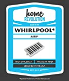 Whirlpool W10311524 AIR1 Refrigerator Air Filter