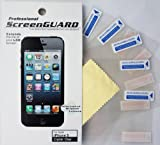 5 x iPhone 5 Screen Protector Crystal Clear