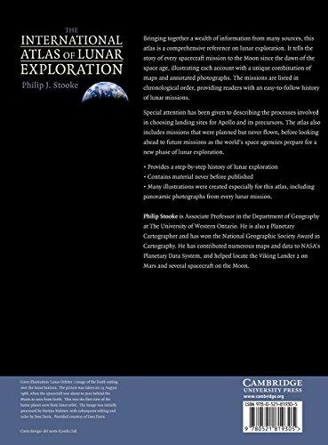 The International Atlas of Lunar Exploration Hardback