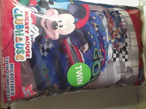 Mickey Mouse Comforter Twin front-517798