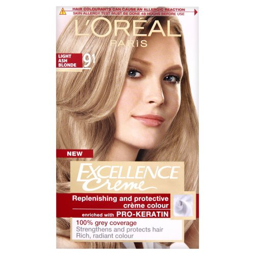 loreal-excellence-permanent-hair-colour-91-light-ash-blonde