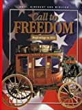img - for Call to Freedom: Beginnings to 1914 book / textbook / text book