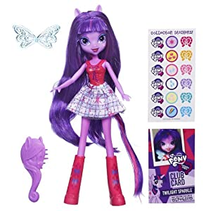 My Little Pony Equestria Girls Dolls