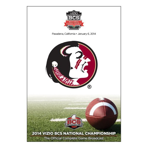 2014 BCS National Championship Game (Florida State Football compare prices)