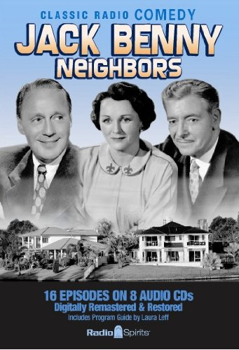 Jack Benny Neighbors (Old Time Radio) (Classic Radio Comedy) (Classic Radio Comedy compare prices)