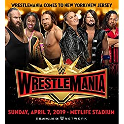 WWE: WrestleMania 35 [Blu-ray]