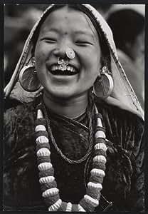 Amazon.com: Photo: Sikkimese Nepali Girl, Sikkim, India, Children