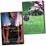 Heather Gudenkauf 2 Books Collection Pack Set RRP: �15.98 (These Things Hidden, Weight of Silence)by Heather Gudenkauf